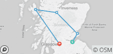 Scotland (Summer, 6 Days) - 5 destinations