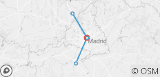 Madrid Explorer 2019 - 5 destinations