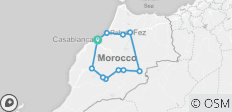 Best of Morocco 2019 - 11 destinations