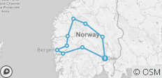 Best of Norway Summer 2020 - 10 destinations
