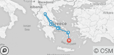 Best of Greece - 10 Days - 11 destinations