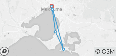 Welcome To Travel: Melbourne - 8 Day / 7 Night Tour - 6 destinations