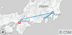 Japan Express - 6 destinations