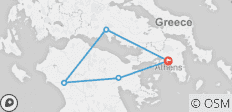 Greece Classic Tour - 5 destinations
