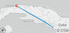 Cuba – Building Bridges - 4 destinations