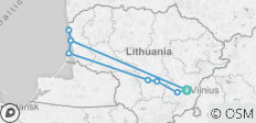 In Depth Lithuanian Experience in 9 Days (Private Tour) - 10 destinations