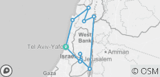 Tales of Israel - 10 destinations