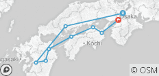 Essence of Spring | Southern Japan 7 Days - Highlights of Kyushu & Shikoku - 9 destinations