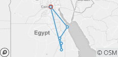Egypt & The Nile - 7 destinations