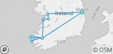 The Celtic Voyage - Travel Pass - Small Group Tour of Ireland - 16 destinations