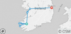 The Celtic Voyage - Travel Pass - Small Group Tour of Ireland - 12 destinations