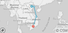 Vietnam Adventure - 4 destinations