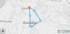 Ecuadorian Amazon and Andean Circuit 6 Days - 5 Nights - 8 destinations
