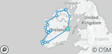 Authentic Ireland - All Inclusive - Small Group Tour of Ireland - 20 destinations