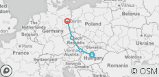 Imperial Escape with Berlin (from Budapest to Berlin) - 4 destinations