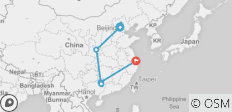 11 Days Beijing - Xi\'an - Guilin - Shanghai, No Shopping Stops - 8 destinations