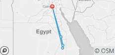 Cairo - Aswan - Luxor 8 days 7 nights with Nile Cruise - 5 destinations