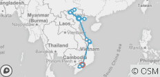15 Days Vietnam Farm Tour - 17 destinations