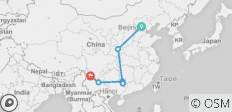 12 Days Beijing - Xi\'an - Guilin - Kunming - Lijiang, No Shopping Stops - 7 destinations