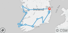 10 Day Wild Irish Experience - Small Group Tour - 19 destinations