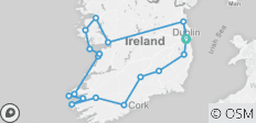 10 Day Wild Irish Experience  - Small Group Tour - 18 destinations