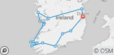 8 Day Wild Irish Experience  - Small Group Tour - 16 destinations