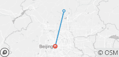Beijing with 5 Star Hotel, No Shopping Stops - 3 destinations