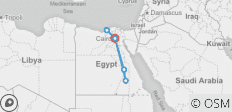 Adventures on the Nile - 7 destinations
