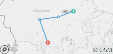 Rajasthan with Pushkar 5N/6D - 4 destinations