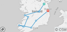 Irish Splendor  (Kingscourt to Dublin) (2019) - 12 destinations