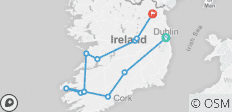 Irish Splendor  (Dublin to Kingscourt) (2019) - 12 destinations