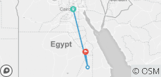 7 Days Cairo and Nile Cruise Package - 4 destinations