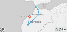 Magical Morocco - 5 destinations