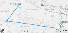 ME to WE & the Sacred Ganges (New Delhi to Kolkata, 2019) - 11 destinations