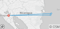 The Best of the Nicaraguan Caribbean 5D/4N - 4 destinations