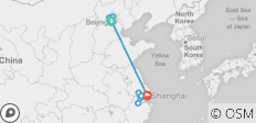 Neues, prachtvolles China - 9 Tage - 8 Destinationen