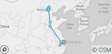 10 Days China Shandong Bullet Train Tour - 9 destinations