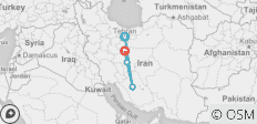 Iran in One Week - 4 destinations