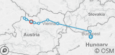 Active & Discovery on the Danube – Westbound - 10 destinations