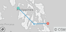 11 Day Island Explorer - Philippines - 3 destinations