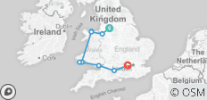 2019 Taste of Wales 9 day/8 night coach tour - 9 destinations