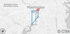 Discover Washington, D.C. Exploring America\'s Capital - 5 destinations