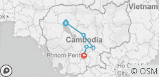 Cambodian Complete  - 7 destinations
