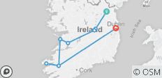 Irish Splendor   (Kingscourt to Dublin) (2018) - 9 destinations
