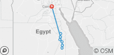 Splendors of Egypt & the Nile (2021) (Cairo to Cairo, 2021) - 11 destinations