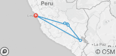 Amazing Peru - 8 destinations