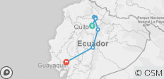 Best Of Ecuador - 7 destinations