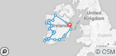 Best of Ireland (10 Days) - 21 destinations