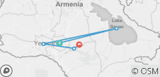 3 day in Armenia - 5 destinations