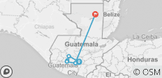 Discovering Guatemala - 6 destinations